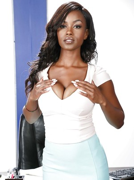 Beautiful Ebony Pictures